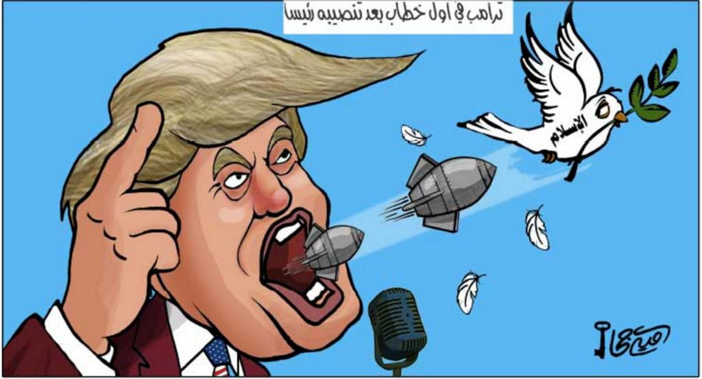 Trump's new found love for Pakistan