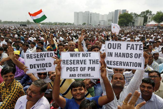 India: Reservation for Economically Backward